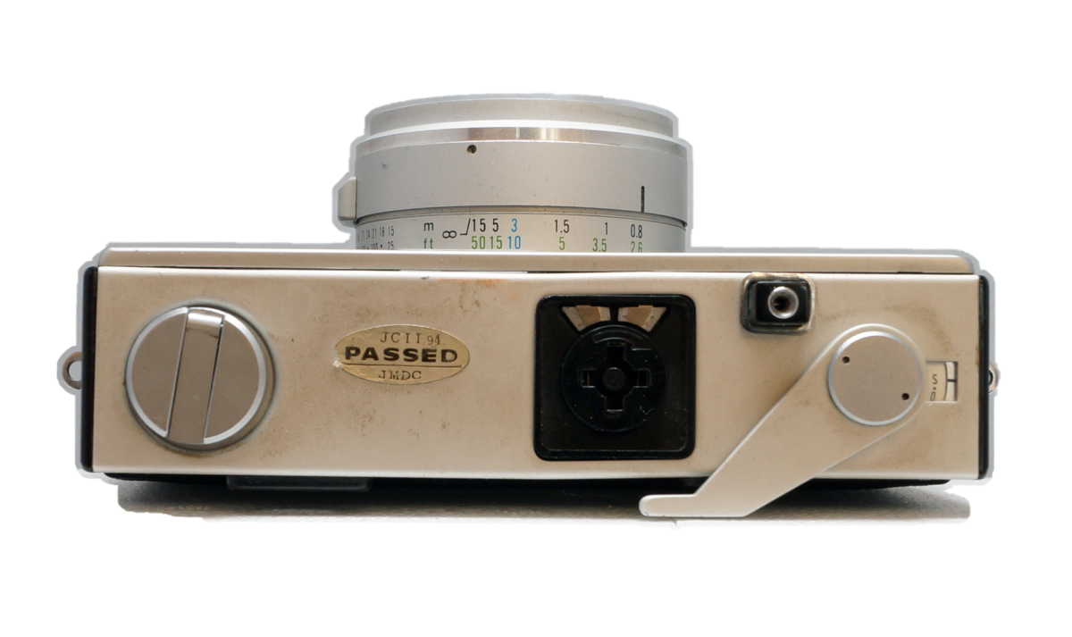 Canonet 28 ec. Version